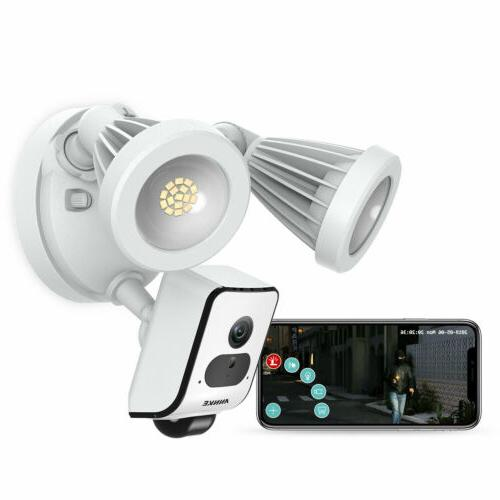 ANNKE HD 1080p Floodlight Wifi for Home Security System