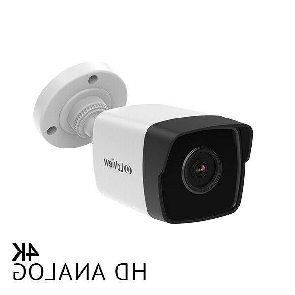 8 Channel Security System 4x HD 4K Camera Outdoor