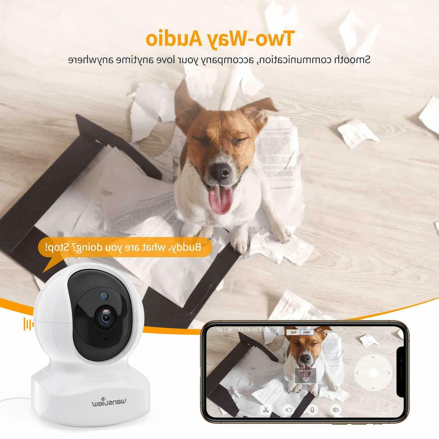 Home Security Camera1080P Wansview