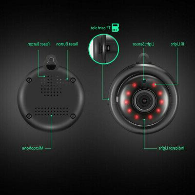 Two-way Audio Cam Camera