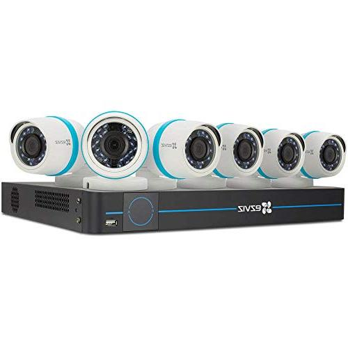 ip poe security surveillance system