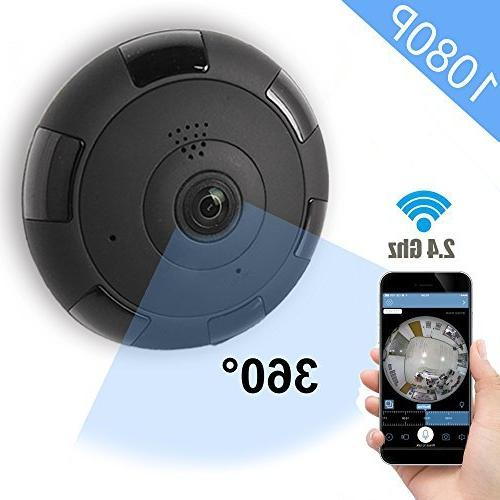 IP WIFI Camera Motion Detection Alarm Android IOS,Home