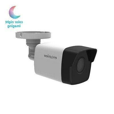IP67 Weatherproof 8Channel HD 5MP Color Vision System cameras