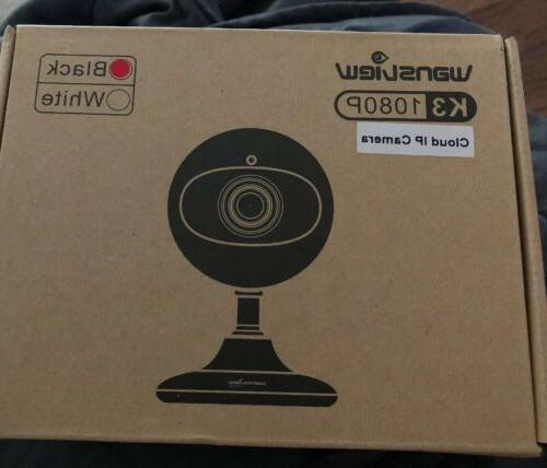 k3 1080p home wi fi surveillance indoor