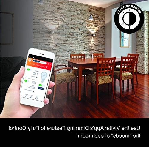 Vivitar Lumens Smart Multi LED Bulb