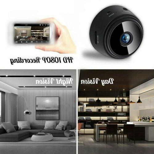 A9 1080P Hidden Security Detection Wireless IP US