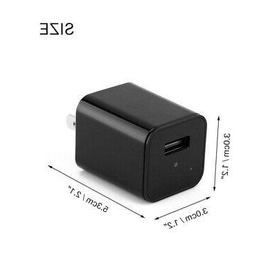 Small 1080P Camera USB Charger Video