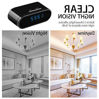 HD 1080P Wifi Mini Alarm Camera