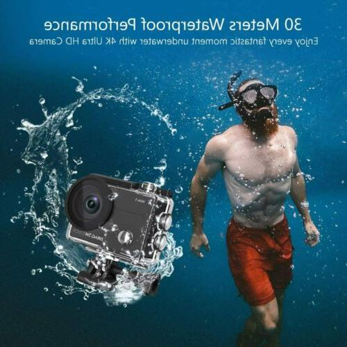 Dragon 4K Sport Action Camera Waterproof US
