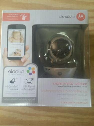 new mbp85connect wi fi baby monitor camera