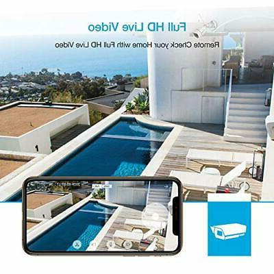 Outdoor 1080P Wireless Surveillance Waterpro