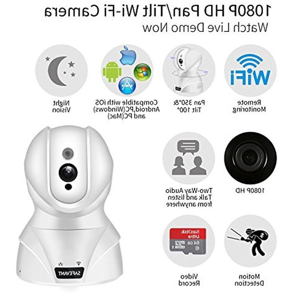 Security SAFEVANT Wireless Wifi