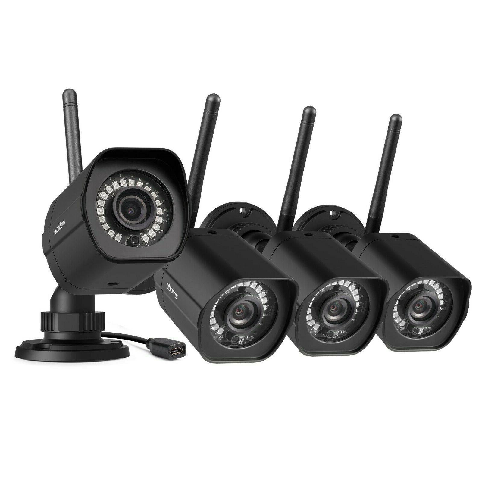 security system wireless smart home
