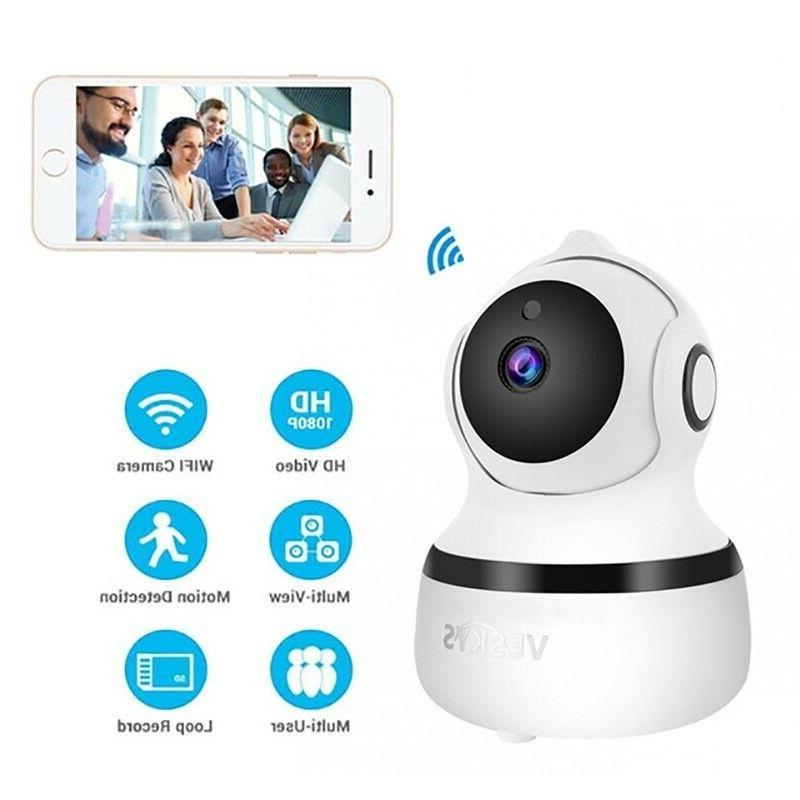 smart wireless ip wifi camera mini cctv