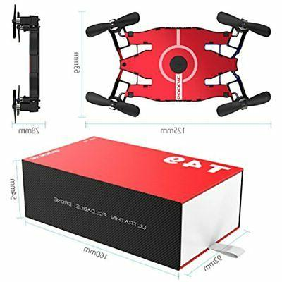 T49 With WiFi Camera Live 2.4G Channel Auto Foldable Arm