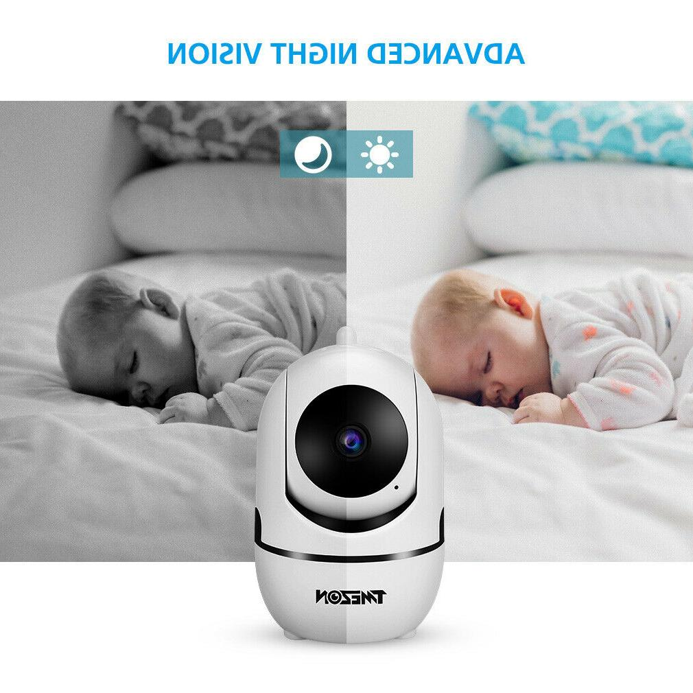 Wireless Security Indoor Home Smart System Monitor IR