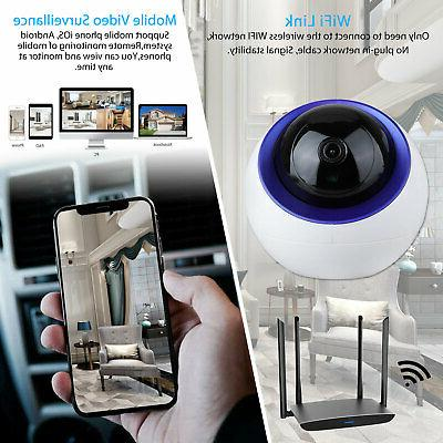 Wifi 1080P CCTV IR Night