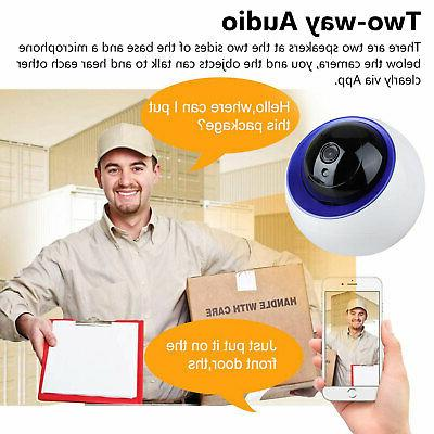 Wifi 1080P CCTV IR Security Surveillance Night