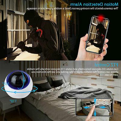Wifi CCTV IR Outdoor Surveillance Night Home