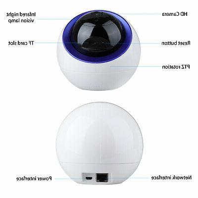 Wifi CCTV IR Outdoor Surveillance Night Home Camera
