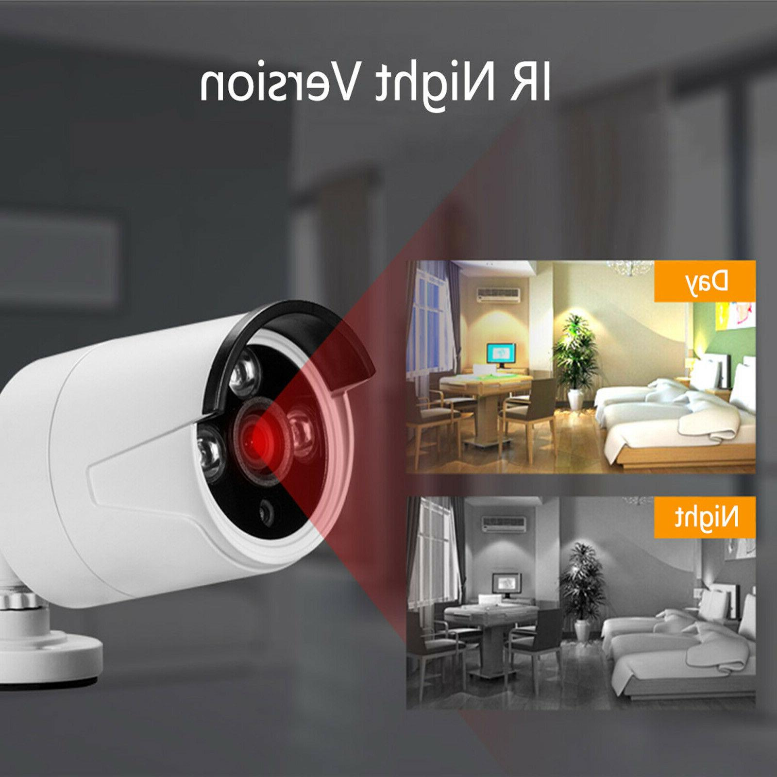 Anni NVR Outdoor WIFI Camera Video