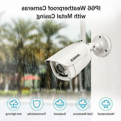 ANNKE 1080P 2.0MP Security IP Outdoor