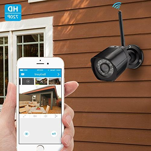 Zmodo 720p Security Cameras