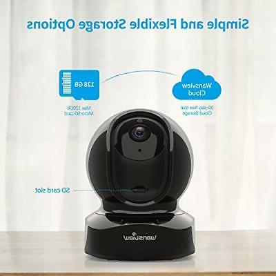 Wireless Security Camera, Camera 1080P Home for Baby