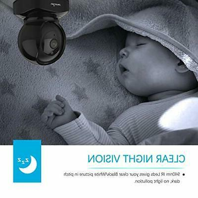 Wireless Camera 1080P Home for Baby