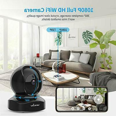 Wireless Camera, IP Camera Home Indoor for Baby