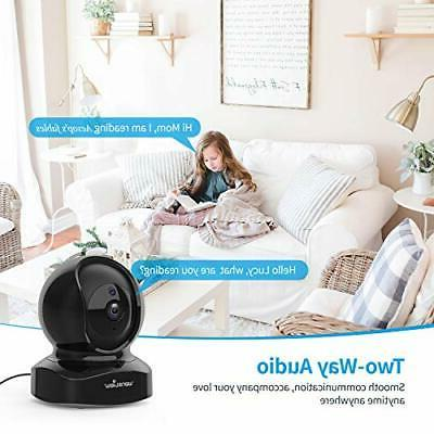 Wireless Security Camera Home Indoor Camera Baby