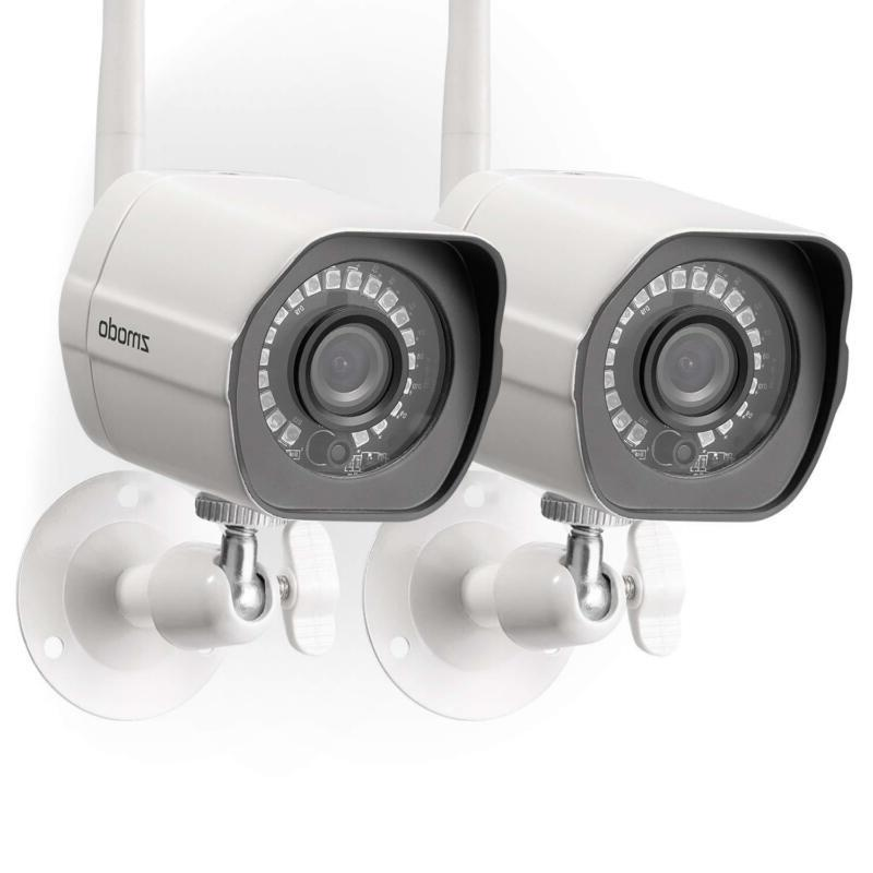 wireless security camera system smart hd outdoor