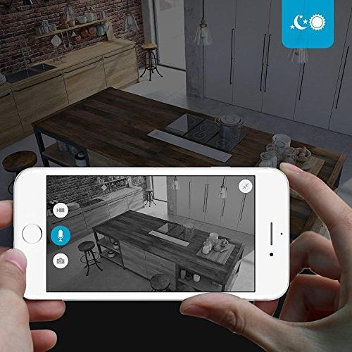 Zmodo Wireless System Smart HD IP Cameras Vision