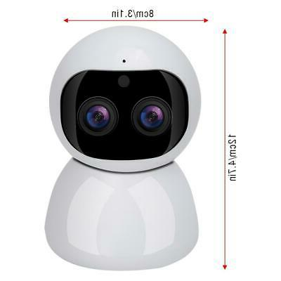 Wireless WiFi Lens Camera Infrared Night Vision