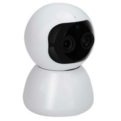 Wireless IP Lens Zoom Camera Night Vision Security