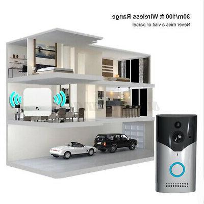 Wireless Smart Ring Security Cameras