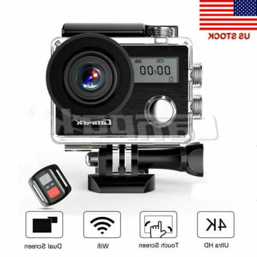 x20 action sports camera 4k 20mp wifi