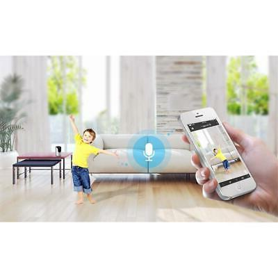 Zmodo Pan Wi-Fi Home Camera with Audio