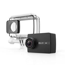 YI Lite   Action   Camera, 4K 16MP Sports Cam with Sony Sens