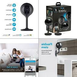 Geeni Look 2 Pack 1080p HD Smart Wi-Fi Security Camera Syste