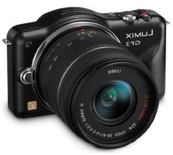 Panasonic Lumix DMC-GF3KK 12 MP Micro 4/3 Mirrorless Digital