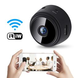 Mini 1080P HD Spy IP WIFI Camera Wireless Hidden Home Securi