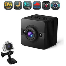 Mini Hidden Spy Camera,Lionsoul Wireless 1080P HD Waterproof