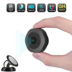 Mini Spy Camera, Portable Hidden Camera HD 1080P Pocket Nann