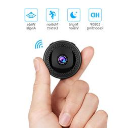 US Mini Spy Camera Wireless Wifi IP Home Security HD DVR 108