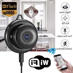 Mini Wireless WIFI Camera Night Vision Camcorders Kits For H