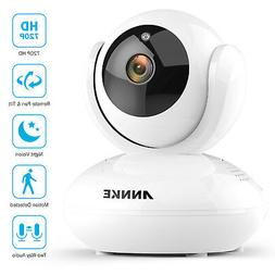 "ANNKE 2.4"" Monitor IP Security Camera 2.4G Wireless WIFI 2dB"