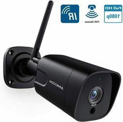 Outdoor Security Camera, 1080P WiFi Camera Wireless Surveill