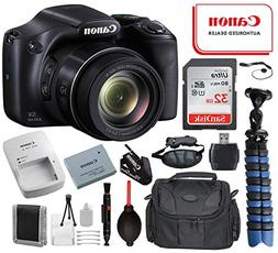 Canon PowerShot SX530 HS Digital Camera  with Bundle Package