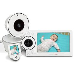 """Project Nursery 5"""" High Definition Baby Monitor System w/ 1."""